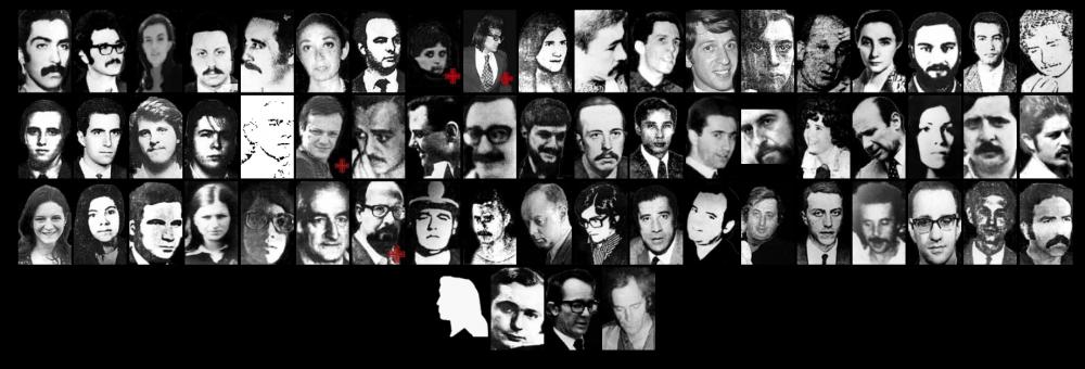 Periodistas desaparecidos durante la dictadura