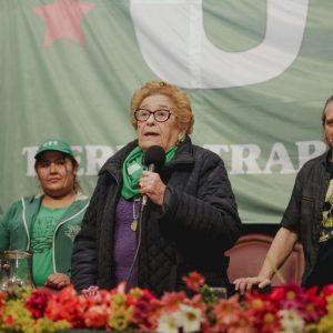 Myriam Gorban - Nutricionista militante por la sobernía alimentaria